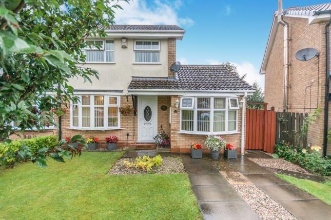 Thumbnail Semi-detached house for sale in Marsh End, Birmingham, West Midlands