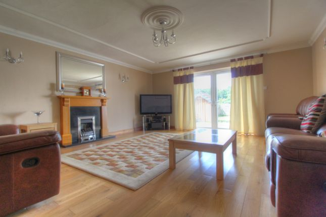 Thumbnail Detached house for sale in Bronhaul, Cynghordy, Llandovery