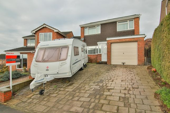 3 bed detached house for sale in Primrose Way, Lydney