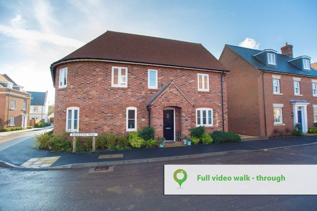 Thumbnail Detached house for sale in Emletts Way, Yeovil