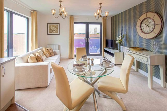 1 bed flat for sale in Lower Chantry Lane, Canterbury