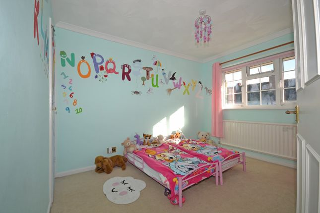 Bedroom Two of North Road, Selsey PO20