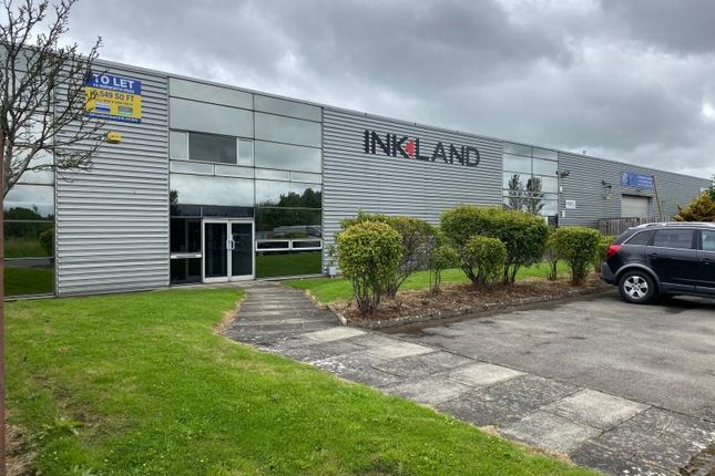 Thumbnail Light industrial to let in 14, Hurworth Road, Newton Aycliffe