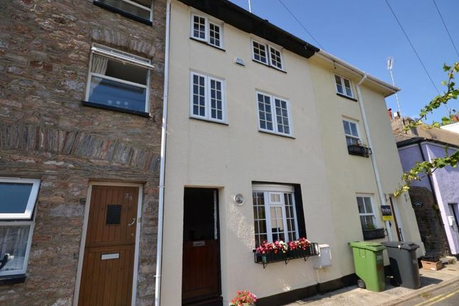 Thumbnail Terraced house to rent in Higher Street, Brixham, Devon
