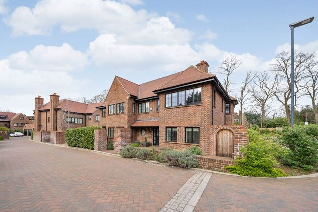 Thumbnail Detached house to rent in Chandos Way, Hampstead Garden Suburb, London