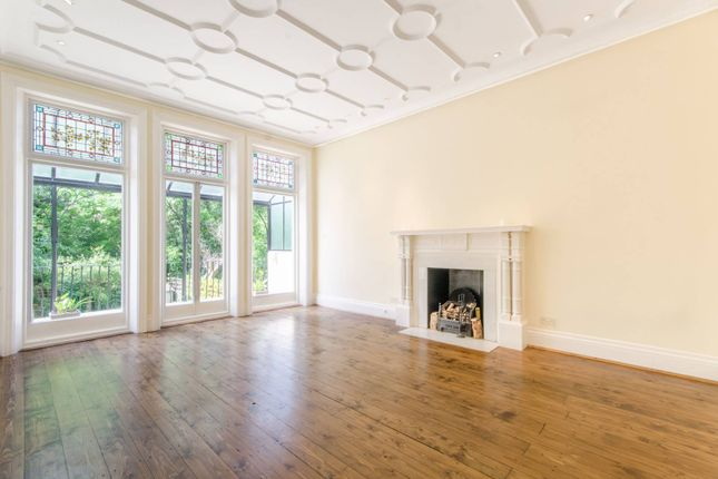 Thumbnail Maisonette for sale in Fairhazel Gardens, South Hampstead