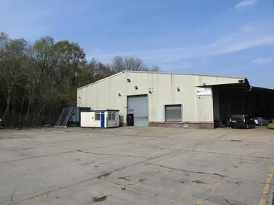 Thumbnail Light industrial to let in Rear Unit & Yard, Bedworth Road, Coventry, West Midlands
