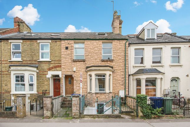 Thumbnail Terraced house for sale in Bullingdon Road, East Oxford