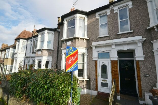 3 bed terraced house for sale in Winchester Road, London