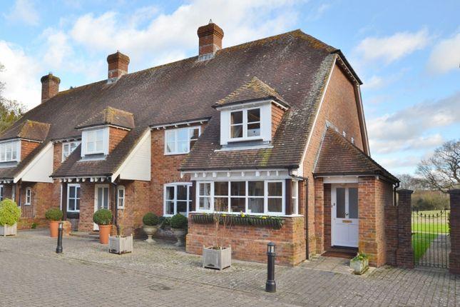 Thumbnail Semi-detached house for sale in Burton Park, Near Petworth, West Sussex
