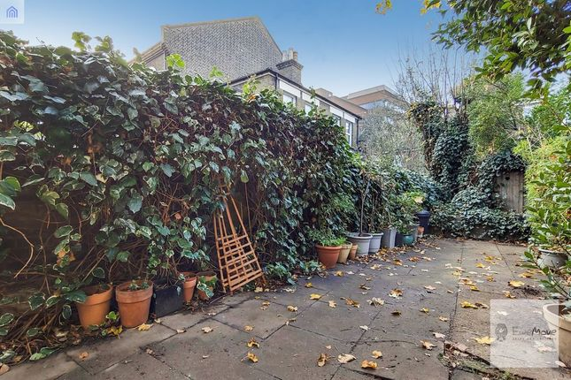 Garden At Back of Deanery Road, London E15