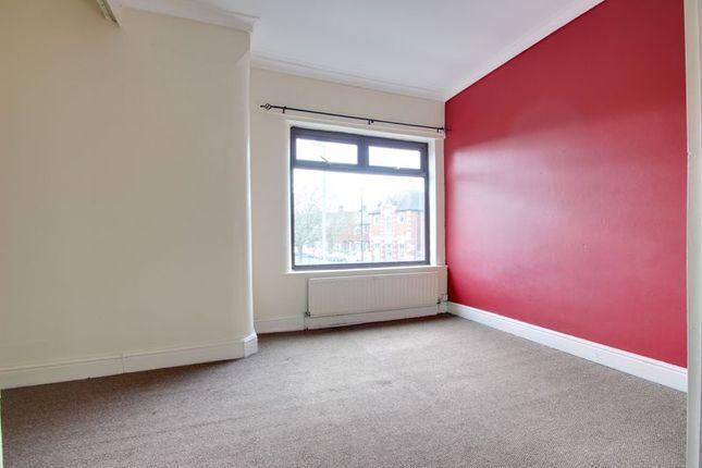 Bedroom One of Ashburton Street, Burslem, Stoke-On-Trent ST6