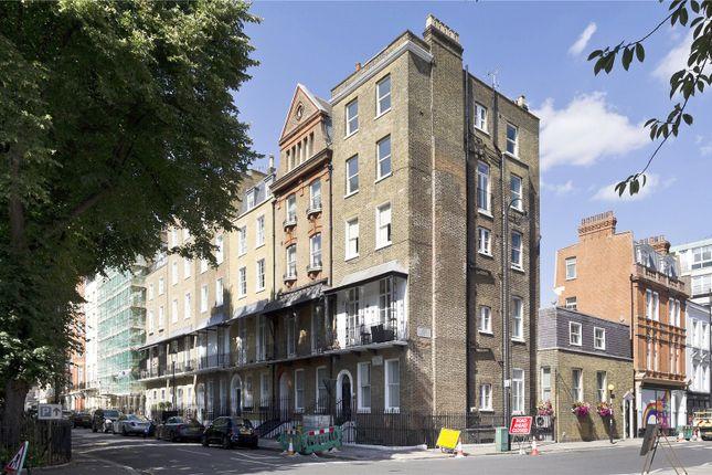 Exterior of Cadogan Place, London SW1X