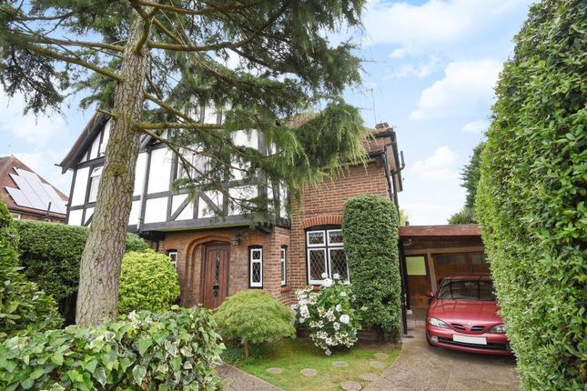 Thumbnail Semi-detached house for sale in Elmcroft Drive, Hook, Chessington
