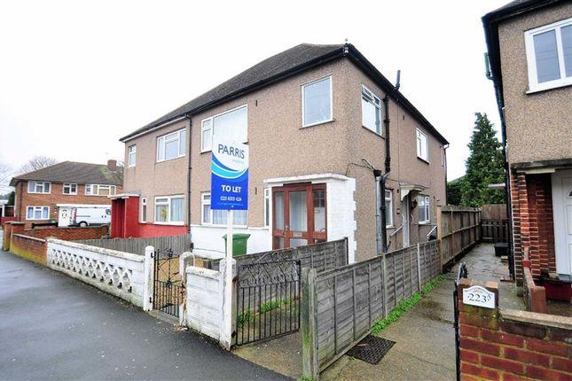 Thumbnail Flat to rent in Church Road, Bexleyheath, Kent