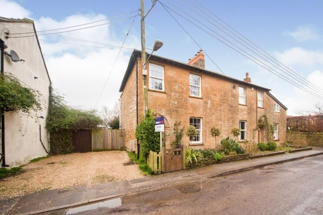 Thumbnail Semi-detached house for sale in South Petherton, Somerset, Uk