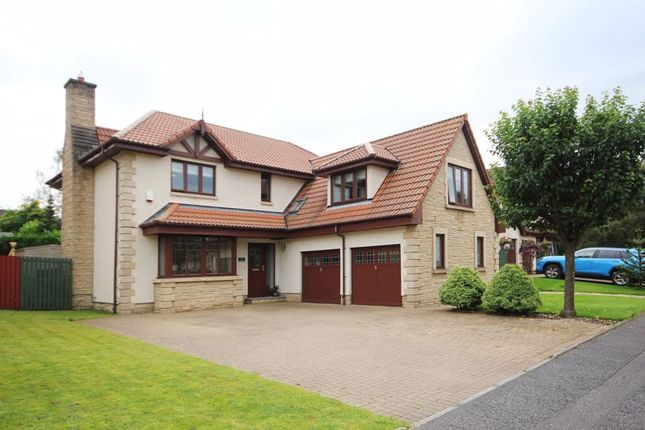 Thumbnail Detached house for sale in 2 Silverbirch Glade, Adambrae, Livingston