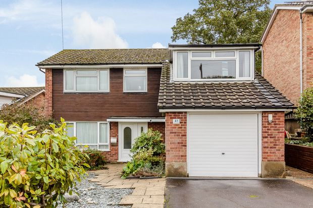 4 bed detached house for sale in Windmill Way, Reigate