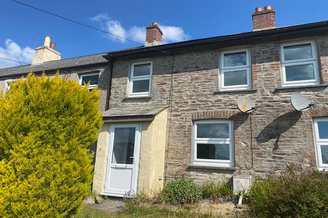 2 bed terraced house to rent in Prospect Terrace, Gunnislake PL18