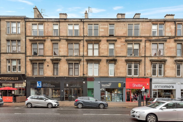 4 bedroom flat to rent in Great Western Road, Woodlands, Glasgow, 9Ej