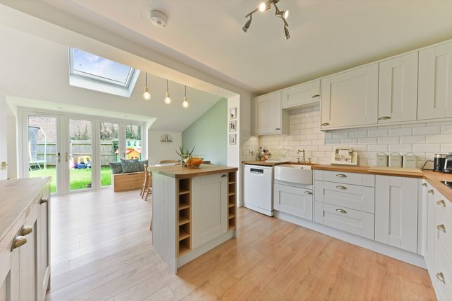 Thumbnail Terraced house for sale in Tanners Meadow, Brockham, Betchworth