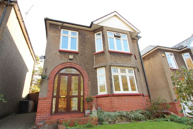 Thumbnail Detached house for sale in Beechwood Road, Newport