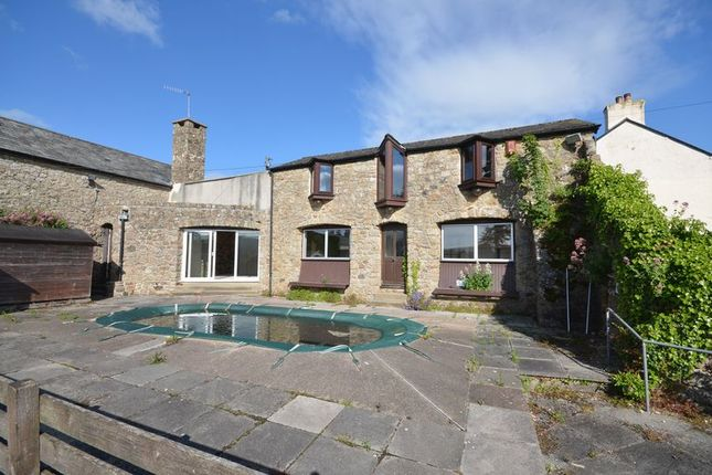 Thumbnail Terraced house to rent in Manor Road, Chagford, Newton Abbot