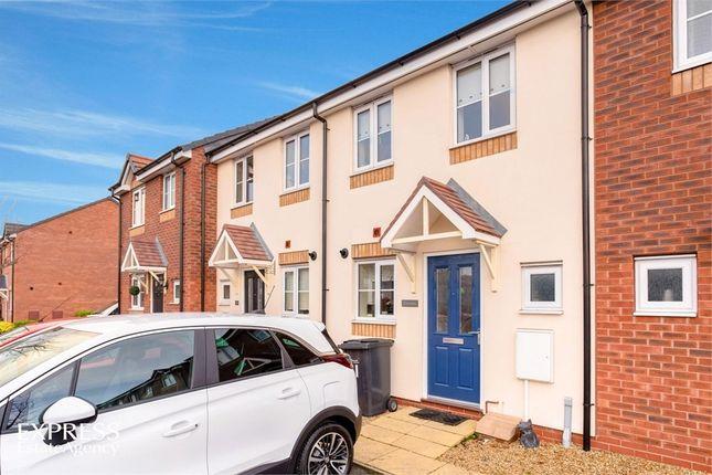 Thumbnail Terraced house for sale in Asquith Close, Shrewsbury, Shropshire