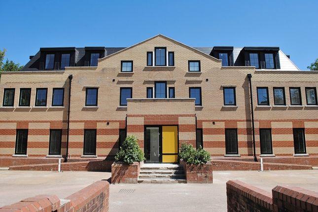 Thumbnail Flat for sale in Limetree Court, Parsonage Lane, Bishop's Stortford, Hertfordshire