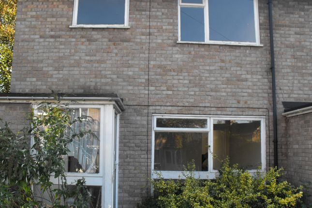 Thumbnail Detached house to rent in The Shrublands, Norwich
