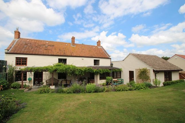 Thumbnail Detached house for sale in Lower Road, Woolavington, Bridgwater