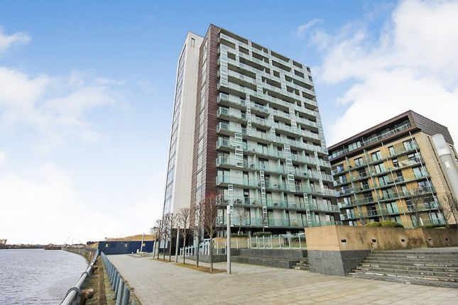 Thumbnail Flat to rent in Meadowside Quay Walk, Partick, Glasgow