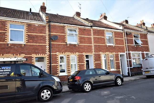 Thumbnail Terraced house for sale in Bradley Crescent, Shirehampton, Bristol