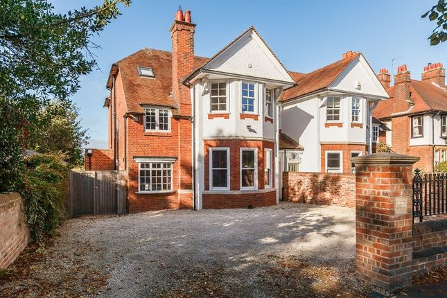 Thumbnail Semi-detached house for sale in Woodstock Road, Central North Oxford