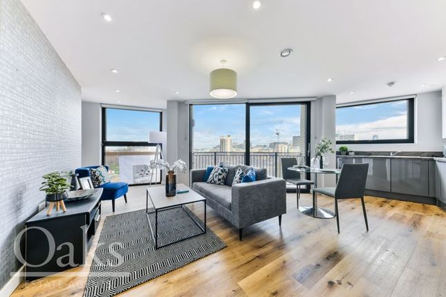 1 bed flat for sale in The Waldrons, Croydon CR0