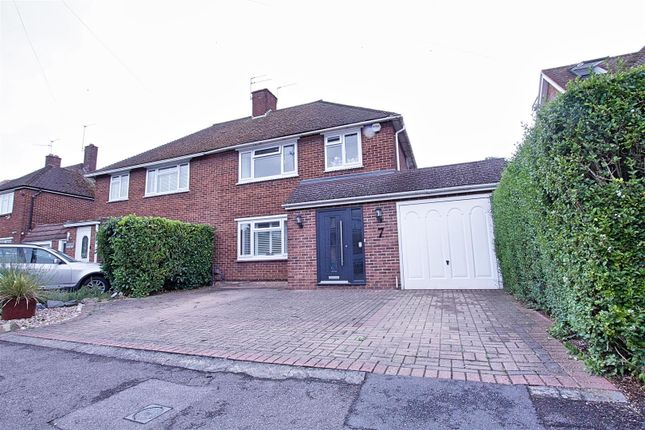 Thumbnail Semi-detached house for sale in Tudor Way, Windsor