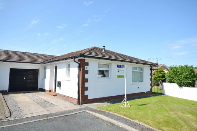 Thumbnail Link-detached house for sale in Kestrel Grove, Moresby Parks, Whitehaven, Cumbria
