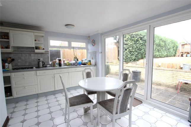 Thumbnail Semi-detached house for sale in Shornells Way, Abbey Wood