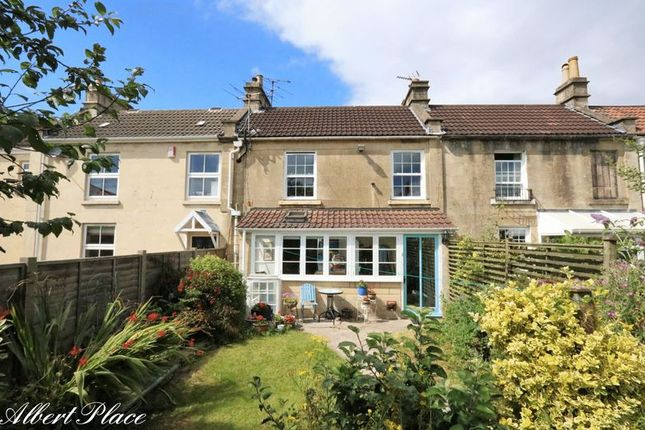Thumbnail Terraced house for sale in Albert Place, Combe Down, Bath