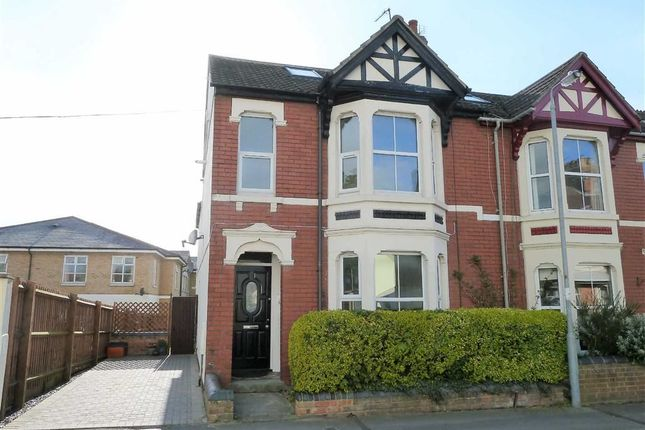Thumbnail Flat to rent in Kent Road, Swindon, Wiltshire