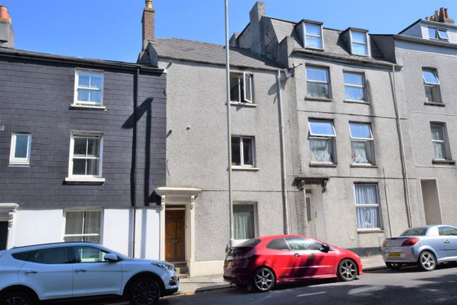 Thumbnail Shared accommodation for sale in Albert Road, Stoke, Plymouth, Devon