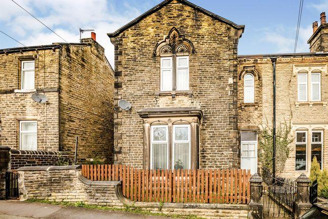 3 bed semi-detached house for sale in Royd Street, Longwood, Huddersfield HD3