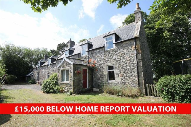 Thumbnail Detached house for sale in Birnie, Elgin