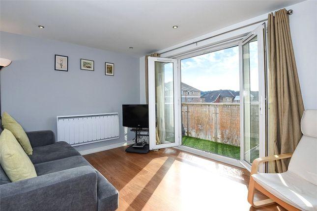 Living Room of Branagh Court, Reading, Berkshire RG30