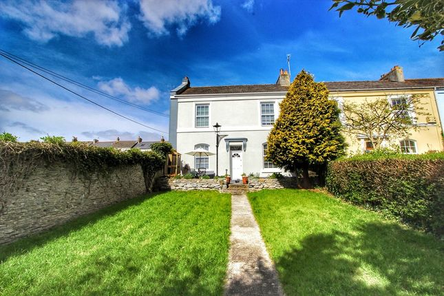 Thumbnail Country house for sale in St. James Road, Torpoint