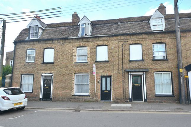 Thumbnail Town house for sale in High Street, Somersham, Huntingdon, Cambridgeshire