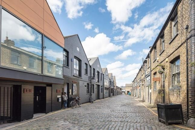 Office to let in Suite 107, The Tramworks, Hatherley Mews, Walthamstow