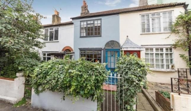 Thumbnail Terraced house for sale in Frederick Gardens, Brighton, East Sussex