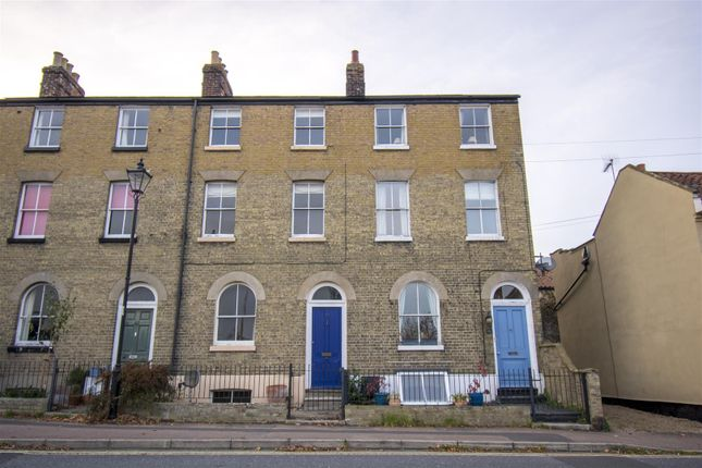Thumbnail Terraced house for sale in London Road, Halesworth