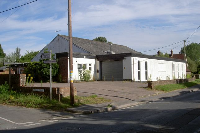 Thumbnail Land for sale in Farnham Road, Liss, Hampshire